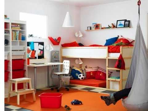 Ikea Ideas De Dormitorio Para Ninos Youtube