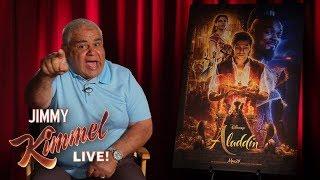Yehya Reviews Aladdin