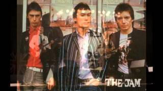 The Jam - The Bitterest Pill (Long version)