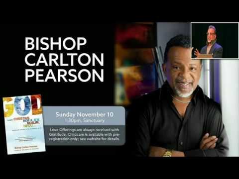 11-10-2019  Conclusion of Spirit Expressing - Bishop Carlton Pearson  |  First Unity Spiritual