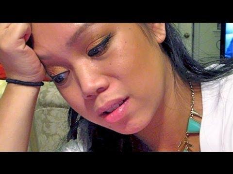 CONTRACTIONS?! - October 17, 2012 - itsJudysLife Vlog