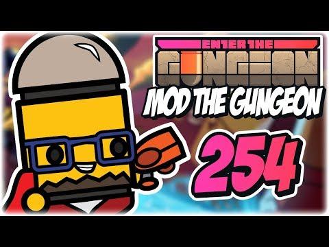 Challenge Mode Glitch Chest   Part 254   Let's Play: Enter the Gungeon: Mod the Gungeon   Gameplay