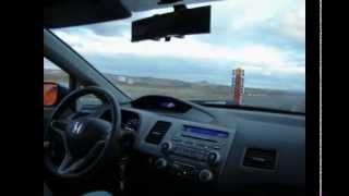 402m Honda Civic 4D 1,8L AT & Mitsubishi Lancer X 1,8L MT
