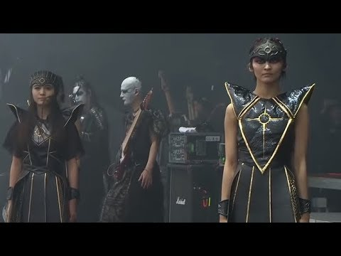 "BABYMETAL release new song ""Pa Pa Ya!! - Hundredth release new song ""Cauterize""!"