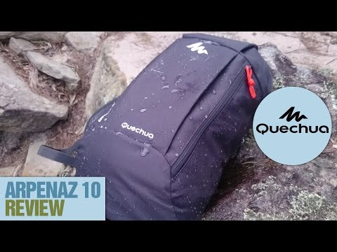 Quechua Arpenaz 10L Backpack Review