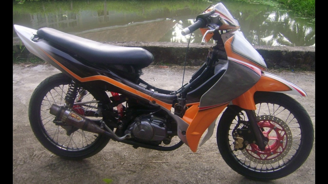 modifikasi jupiter z1 image gallery - hcpr
