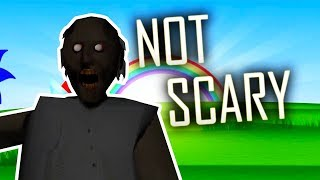 How to Make Granny The Horror Game Not Scary (PART 6)
