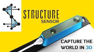 Structure Sensor: World's First 3D Sensor for Mobile Devices | Capture Everything with 3D Scan