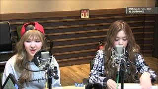 [ENG SUB] 151001 Sunny's FM Date with Red Velvet - Stafaband
