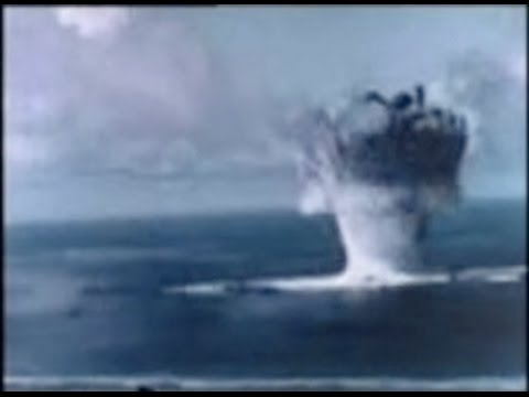 Atomic Testing in the Marshall Islands