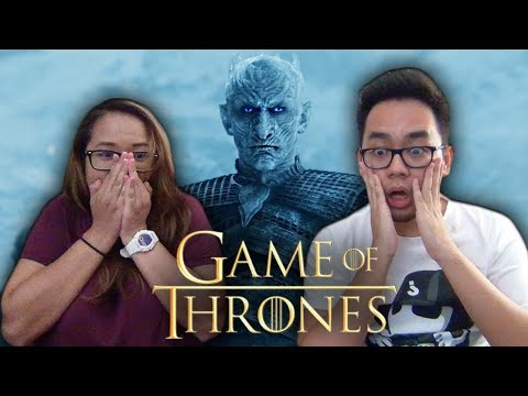 GAME OF THRONES 7x6 Season 7 Episode 6 Beyond The Wall REACTION & REVIEW