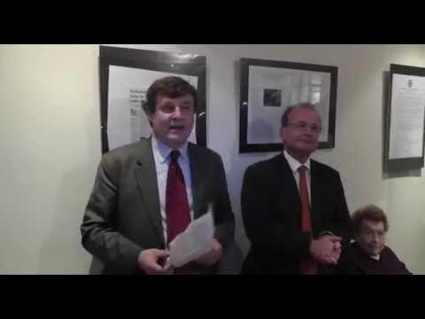 """Peter Oborne speaks on """"Guilty Men"""" for CPS"""