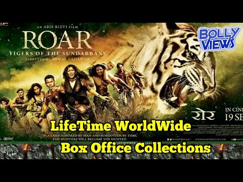 ROAR Bollywood Movie LifeTime WorldWide Box Office Collections | Verdict Hit Or Flop