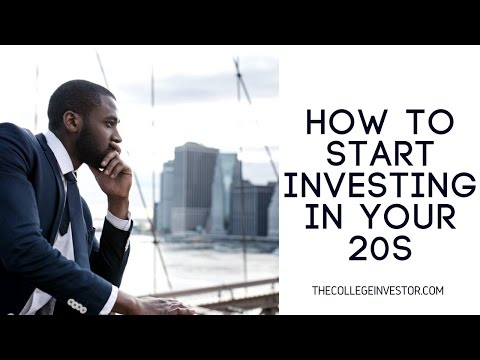 How To Get Started Investing In Your 20s (After College)