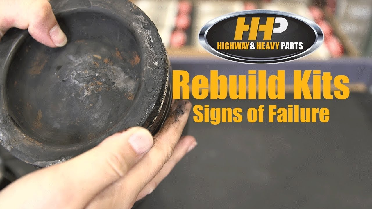 Highway and Heavy Parts | Diesel Engine Rebuild Kit Failures