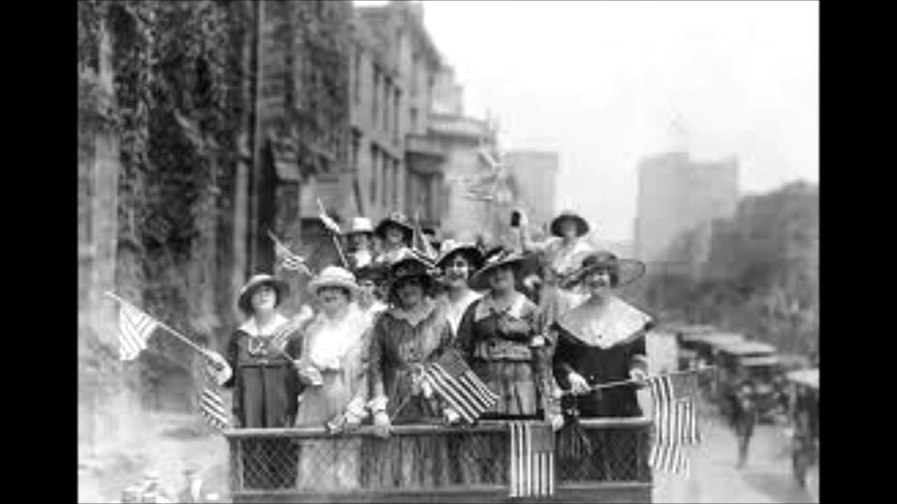 women s roles in the 1920s The beginning of the fight for women's suffrage in the united states, which   women had long played nontraditional roles on the hardscrabble frontier and  were.