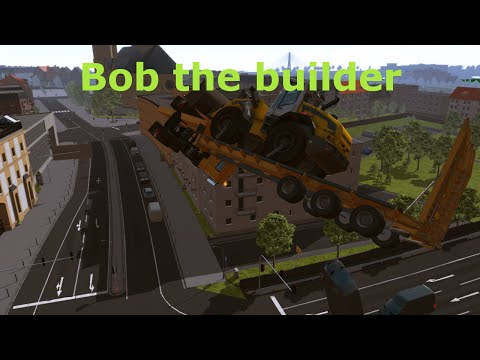 "Construction Sim 2015 - ""Bob the builder"""