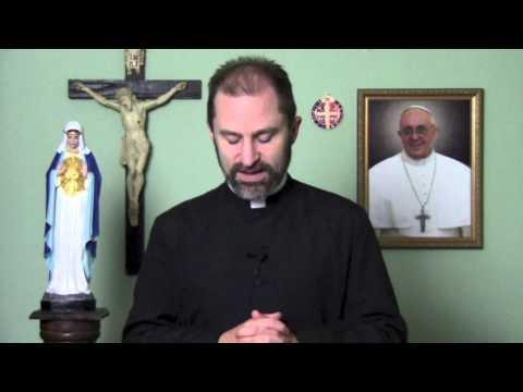 For Father Benedict Groeschel, CFR
