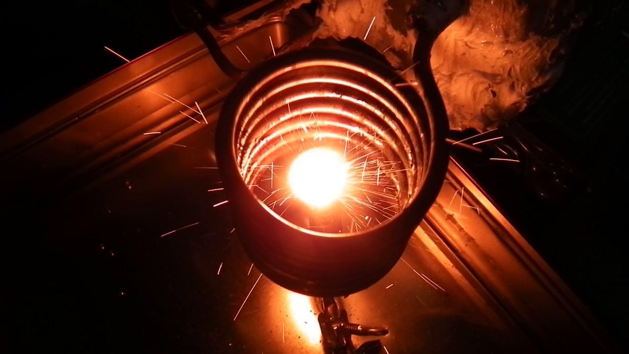 Diy Induction Heater Circuit Simple