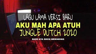 🔴[LIVE DJ] AKU MAH APA ATUH JUNGLE DUTCH 2020 || BASS NYA BIKIN MERINDING [DJ GRC]