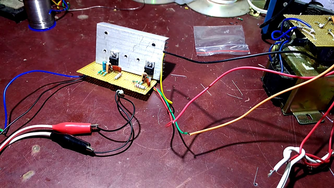 medium resolution of 100rs cheap 70 watt tda2050 bridge mode class ab reliable amplifier