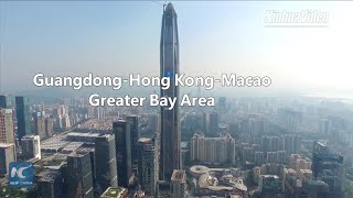 Mega projects in China's Greater Bay Area
