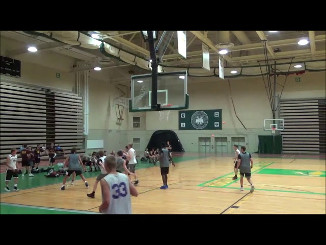 Game Highlights: Boys' Varsity Summer League