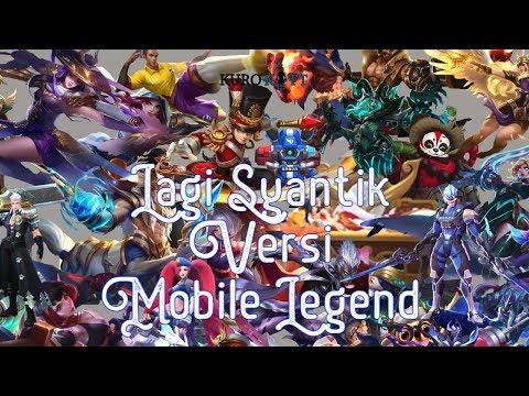 Parody Lagi Syantik Versi Mobile Legend