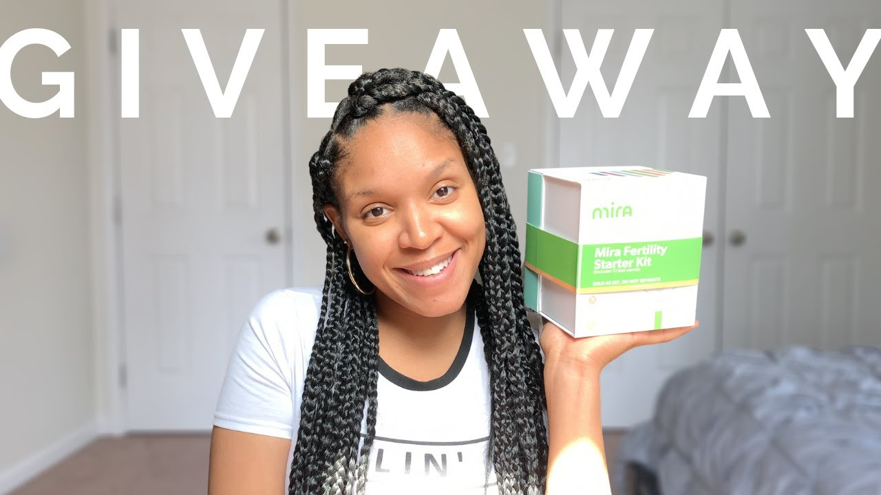 MIRA FERTILITY GIVEAWAY || TTC GIVEAWAY || THE DECKS