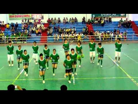 Aerobic Lớp 11B7 - THPT Ninh Hải ----Ninh Thuận