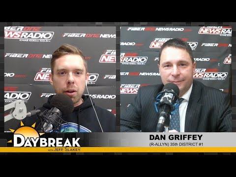 35th District Rep. Dan Griffey - 02/26/18