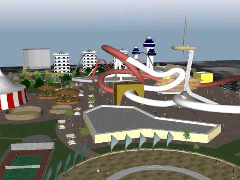 Theme Park Festival in Port Dickson, Negeri Sembilan
