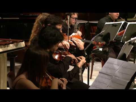 Rostrum+: Máté Bella - Trance (Ensemble Musica Contemporanea - Conservatorio Bellini)