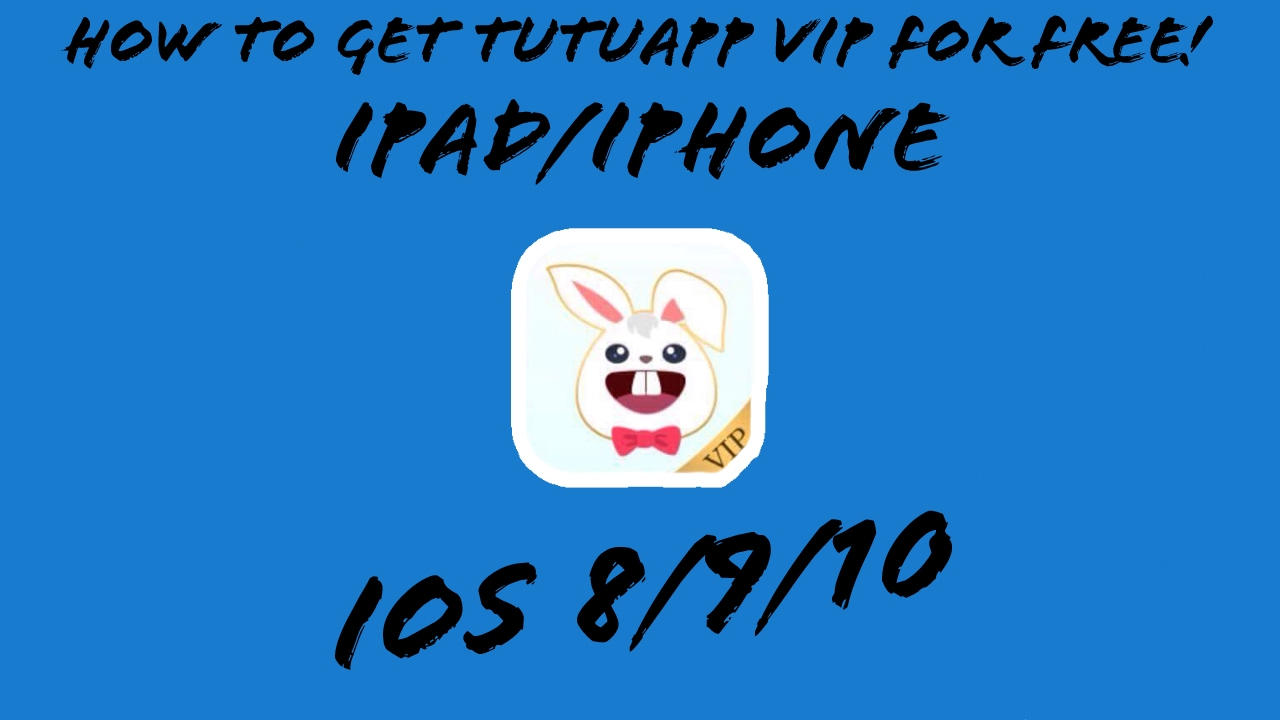 How To Get Tutuapp Vip For Free Ios  Iphoneipad Account Giveaways Free
