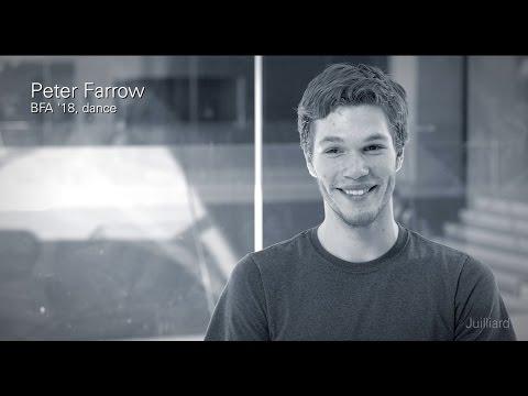 Juilliard Snapshot: Peter Farrow on Living in Juilliard's Residence Hall
