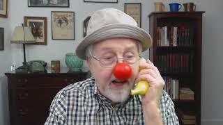 Old Man Steve calling the White House