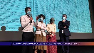 Yvelines | Départementales. Le canton de Rambouillet ne passe pas aux mains des Verts