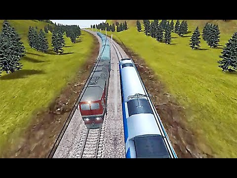 High Speed Train 3D - Using SNCF Z 26500  