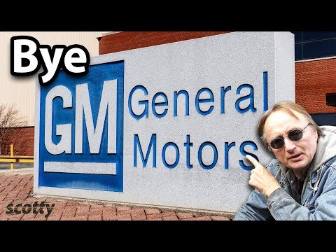 Here's Why GM is Shutting Down Car Production Around the World