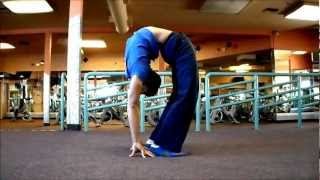 Backbend Training 2010 to 2011