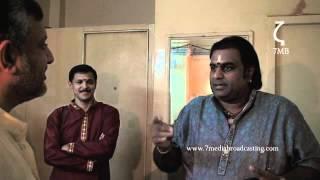 Ghatam Karthik's Sanskrit Rap