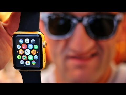 Thumbnail: How to Turn Your Apple Watch Gold