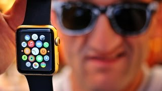 How to Turn Your Apple Watch Gold(, 2015-04-24T22:50:01.000Z)