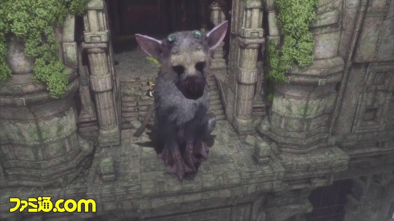 『人喰いの大鷲トリコ』プレイ動画 - YouTube