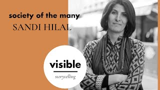 Visible Storytelling S1EP7: Society Of the Many  - The Living Room by Sandi Hilal