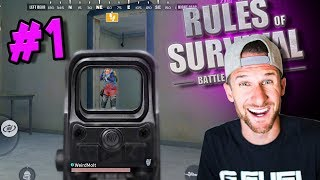 Molt Plays Rules of Survival #1