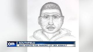 Police searching for man who groped woman in metro Detroit parking lot