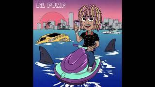 Lil Pump - At The Door (Instrumental) Video