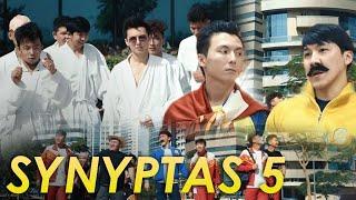 Synyptas / 5 серия dubai / Сыныптас / 5 бөлім / Сериал / kak budto