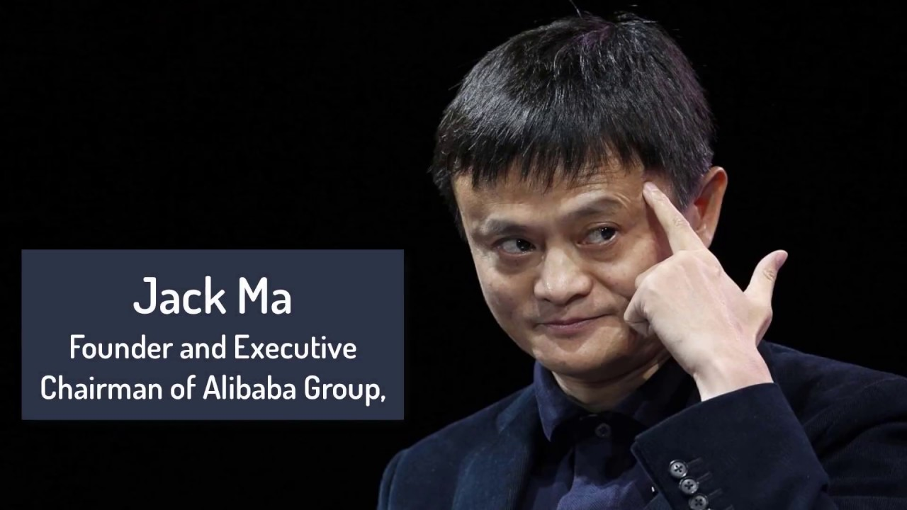 Inspirational Speech Jack Ma Motivational Words By Jack Ma Youtube